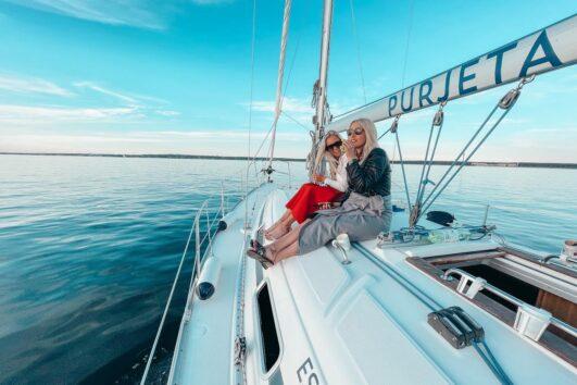 Sailing Estonia