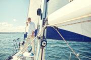 Sailing in Estonia