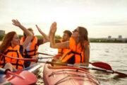 Estland Travel Canoe trip