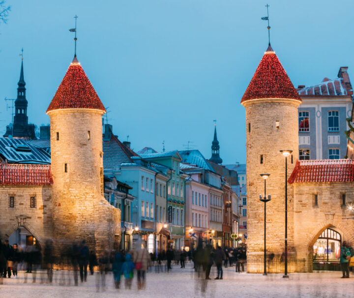 Visit Estonia Estland Travel Tallinn city tour